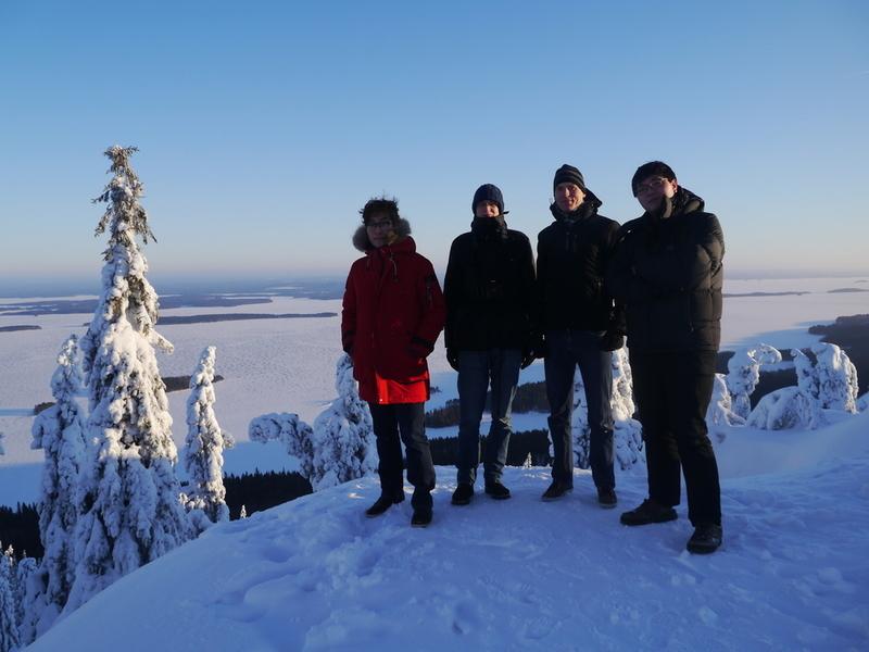 UbiLife Lab conquered Ukko-Koli