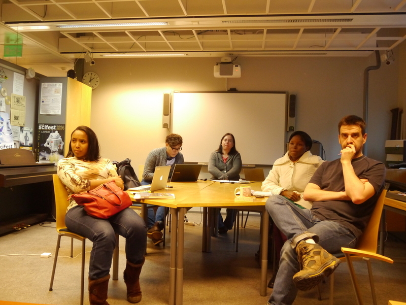 Audience at UEF