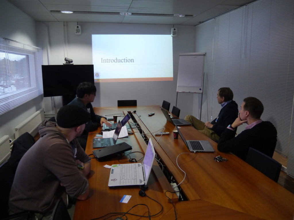 VTT presentation
